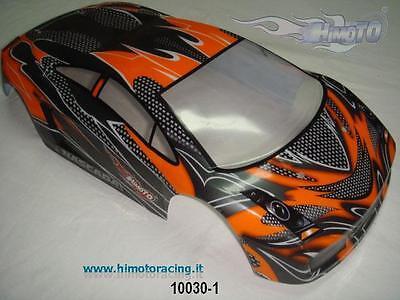 10030-1 Carrozzeria Drif 1/10 On-road Verniciata Completa Kit Adesivi Himoto