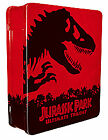 Jurassic Park/The Lost World - Jurassic Park/Jurassic Park 3 (Blu-ray, 2011, 6-Disc Set, Box Set)