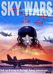 99 cent BRAND NEW Sky Wars DVD REGION ZERO 0 FOR WORLDWIDE PLAY