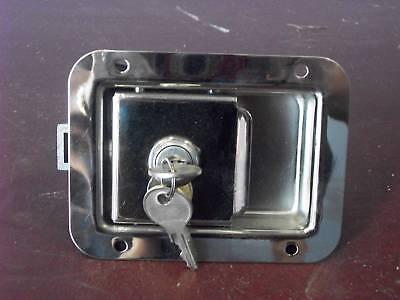 Paddle Lock (polish chrome)