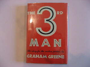 THE-3RD-MAN-GRAHAM-GREENE-FIRST-EDITION-1ST-PRINT
