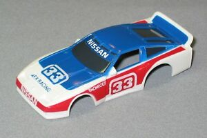 AFX-TOMY-HO-NISSAN-300ZX-SLOT-CAR-BODY-slotcar-racing-AFX-B8754
