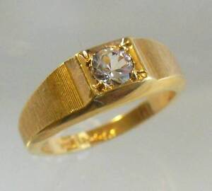 Avon Jewelry Rings Gold