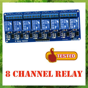 8-Channel-DC-5V-Relay-Module-for-Arduino-PIC-ARM-DSP-AVR-MSP430-TTL-Logic