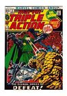 Marvel Triple Action #2 (May 1972, Marvel)