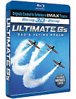 IMAX - Ultimate Gs - Zac's Flying Dream 3D (3D Blu-ray, 2011)