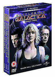 Battlestar-Galactica-Series-3-Complete-DVD-2007-6-Disc-Set-Box-Set