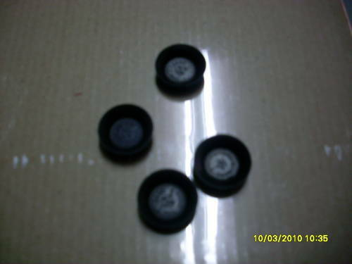 BRAKE CYLINDER CUP SET FOR JEEP CJ & RENAULT 7/8