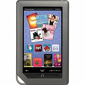 barnes noble nook color 8gb wi fi 7in black bundled with kate