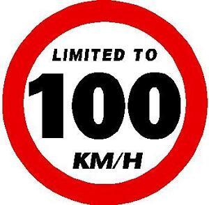 120X120MM-LIMITED-TO-100-KM-H-STICKER-VAN-BUS-CAR-COACH-PSV-PRINTED-STICKER