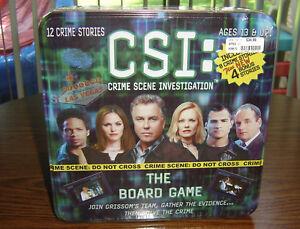 CSI-The-Board-Game-in-Collectors-Tin-Brand-New