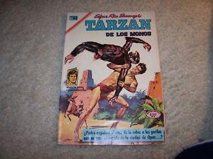 TARZAN DE LOS MANOS #255 SPANISH BRONZE AGE EDITION !!