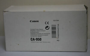 Genuine-New-Canon-CA-950-Compact-Power-Adapter-Charger
