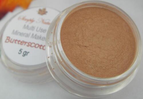 Mineral Pure Eye Shadow/Liner BUTTERSCOTCH  Full Jar