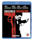Confessions Of A Dangerous Mind (Blu-ray, 2011)