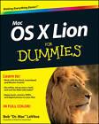 Mac OS X Lion For Dummies by Bob LeVitus (Paperback, 2011)