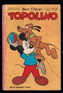 TOPOLINO-N-331-NO-FIGURINE-MA-CON-PUNTO-DEL-CLUB-WALT-DISNEY-MONDADORI