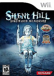 New Silent Hill: Shattered Memories WII Video Game