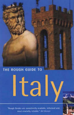"""""""AS NEW"""" The Rough Guide to Italy (Rough Guide Travel Guides), Dunford, Martin,"""