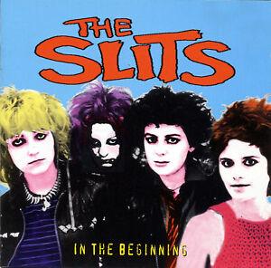 SLITS-In-the-Beginning-1977-81-Punk-girls-Ari-Up-new-sealed-CD