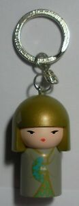 KIMMIDOLL COLLECTION KEYCHAIN YASUKO - WELLNESS TGKK076 MINT IN BOX