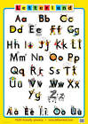 Class Alphabet Poster: Straight Letters by Lyn Wendon (Poster, 2004)