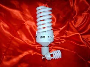 NEW-A-150-WATT-CFL-GROW-LIGHT-FULL-SPIRAL-PLANT-BLASTER-6500K-AGAIN-WE-DID-IT