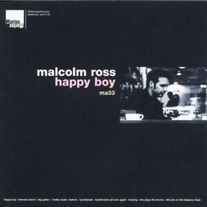 MALCOLM-ROSS-HAPPY-BOY-CD-NUOVO