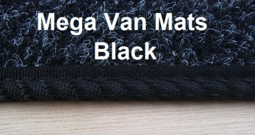 DAF XF 105 Auto Mats 2012 Onwards Choice of Edging Colour Black Carpet