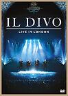 Il Divo - Live In London (DVD, 2011)