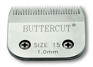 GEIB-BUTTERCUT-A5-A-5-15-Clipper-Blade-Horse-Dog-Fits-Oster-Andis-Wahl-etc