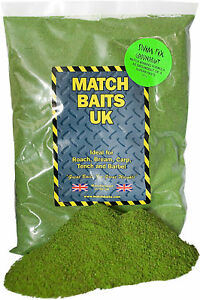 900g bag swim fix groundbait betaine green carp coarse match, Hard Baits