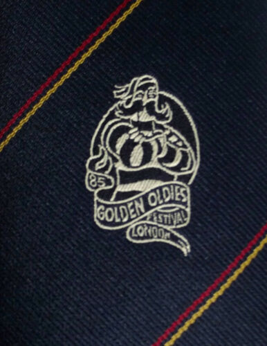 ANZ Golden Oldies Festival tie London 1985 Rugby football sport Macclesfield