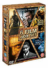 Gladiator / Robin Hood / American Gangster / Hannibal / Black Hawk Down / Someone To Watch Over Me - Boxset (DVD, 2011, 6-Disc Set)