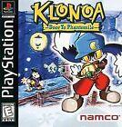 Klonoa: Door to Phantomile (Sony PlayStation 1, 1997)