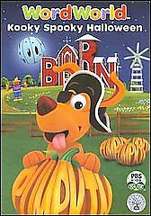 WordWorld ~  Kooky Spooky Halloween PBS KIDS ~ BRAND NEW DVD