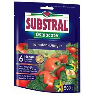substral osmocote tomatend nger 500g tomaten d nger. Black Bedroom Furniture Sets. Home Design Ideas