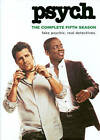 Psych: The Complete Fifth Season (DVD, 2011, 4-Disc Set)