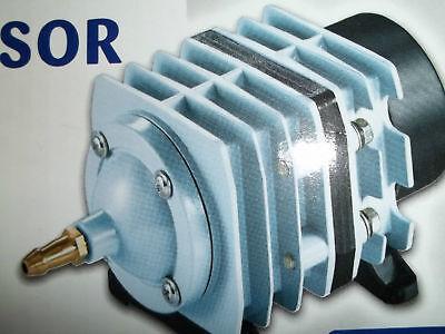 Teichbelüftung Sauerstoffpumpe Kompressor Luftpumpe Koi