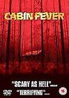 Cabin Fever (DVD, 2007)