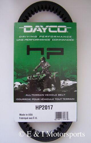 2004 2005 2006 Arctic Cat 650 V2 4x4 V-Twin Dayco HP Drive Belt