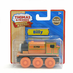 NEW-IN-BOX-Thomas-Tank-Engine-BILLY-Wooden-Railway-Retired