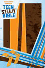 King James Version Teen Study Bible by Zondervan Publishing (Leather / fine binding, 2010)