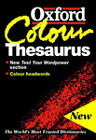 Oxford Colour Thesaurus by Oxford University Press (Paperback, 1998)
