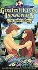 Greatest Heroes and Legends of the Bible - Garden of Eden (VHS, 1998)