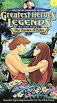 Greatest Heroes and Legends of the Bible: The Garden of Eden [VHS]