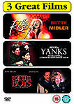 For The Boys/Yanks/The Rose [DVD] -3 disc-free post