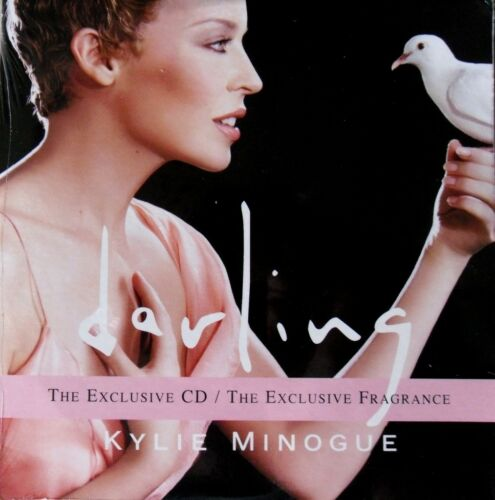 KYLIE MINOGUE * DARLING * UK EXCLUSIVE 5 TRK PROMO CD * HTF! * SHOWGIRL LIVE