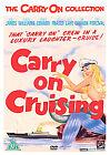 Carry On Cruising (DVD, 2007)
