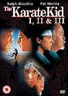 The Karate Kid/The Karate Kid Part 2/The Karate Kid Part 3 (DVD, 2011, 3-Disc Set, Box Set)